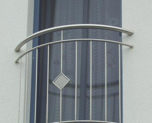 Französicher Balkon Edelstahl